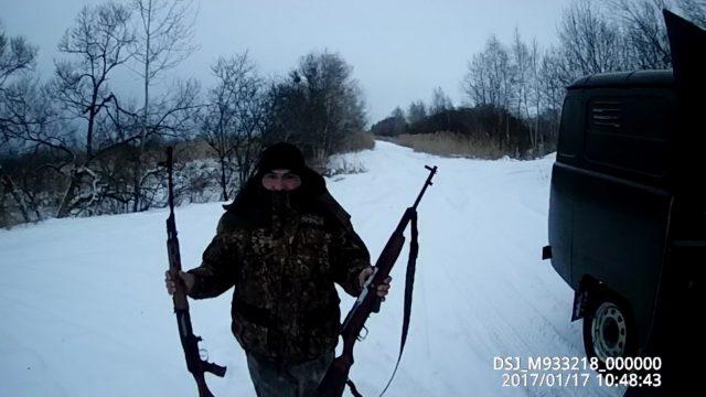 С наступлением нового года браконьерский пресс не ослабевает
