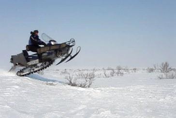 Использование снегоходов в охотничьих угодьях будет ограничено