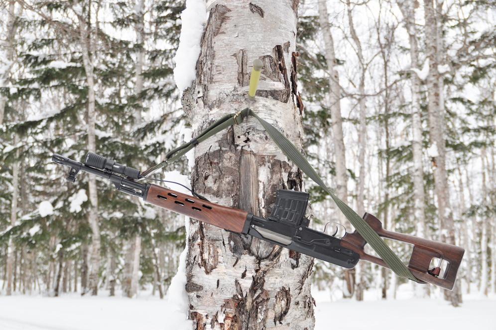 Незаконная охота в Амурской области