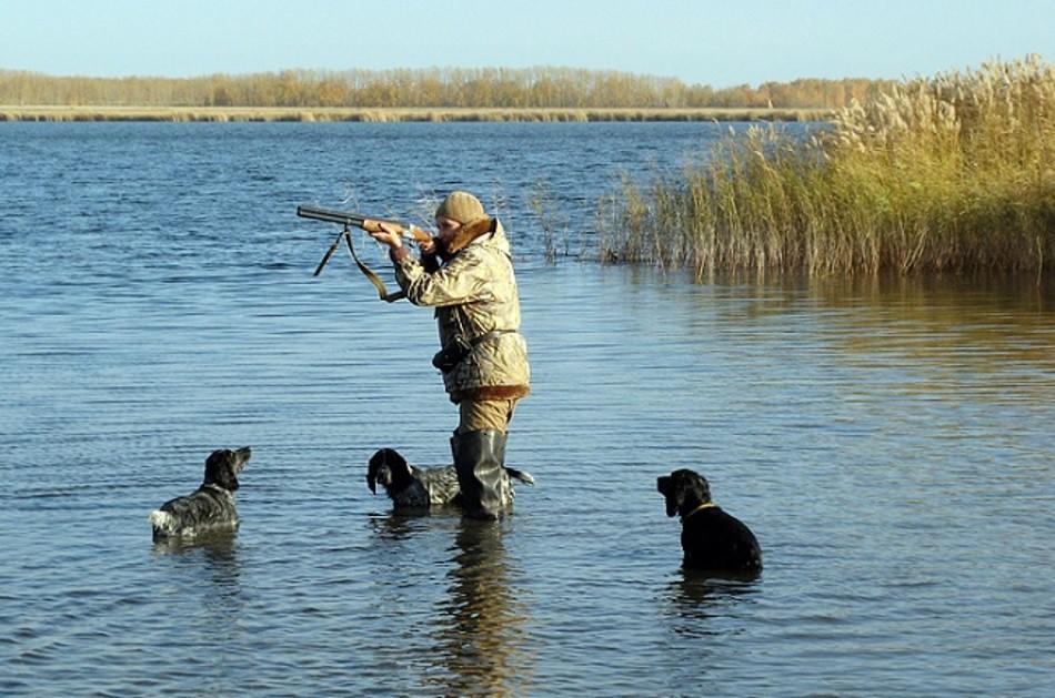 Весенняя охота на Ставрополье откроется 11-го марта