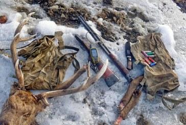 Браконьеры с добычей попали в засаду в Приморье
