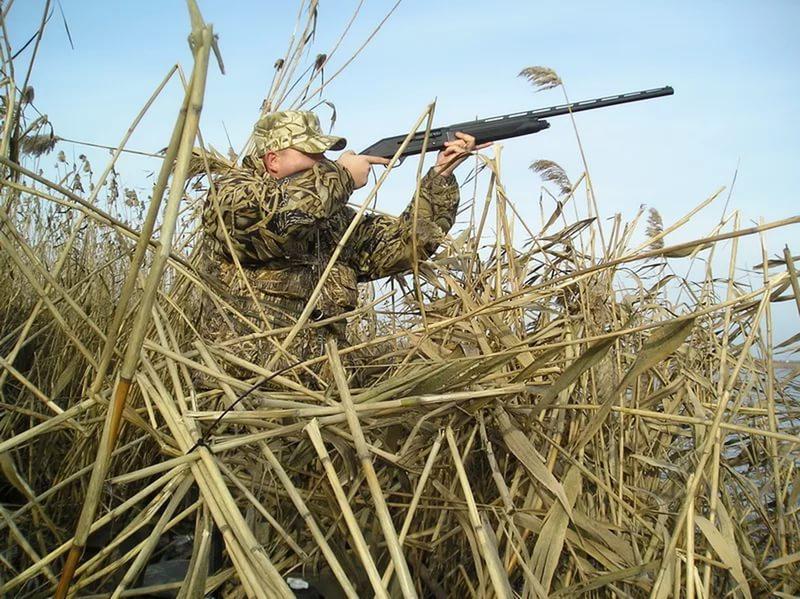 Липецкая область — открытие весенней охоты 2017