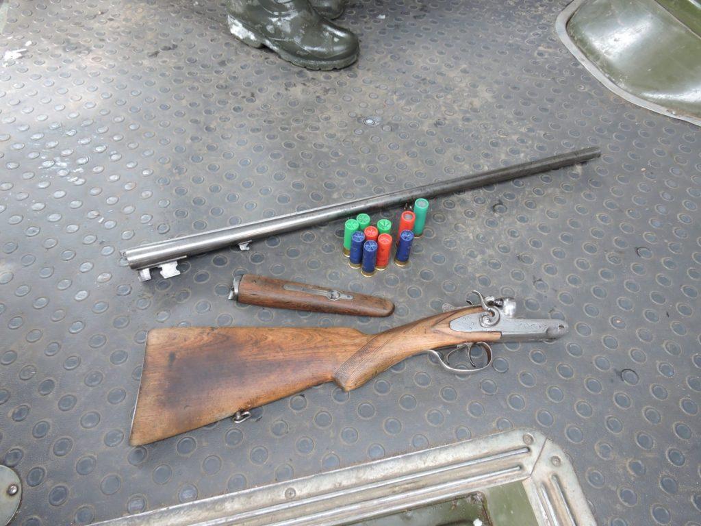 Очередное нелегальное ружье изъято в Чувашии