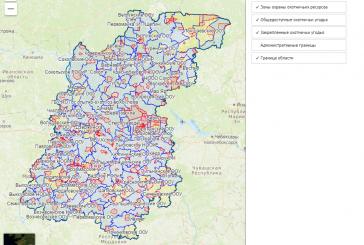 Обновлена карта охотничьих угодий Нижегородской области