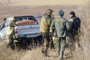 Борьба с браконьерством в Тверской области