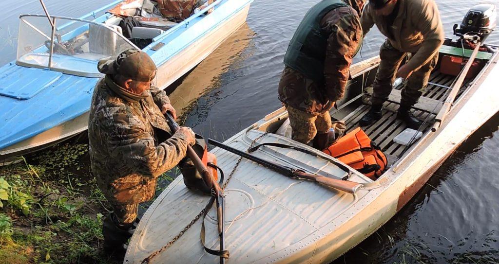В Чувашии за сутки выявлено 27 нарушений правил охоты