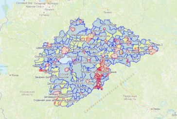 Создана карта охотничьих угодий Новгородской области
