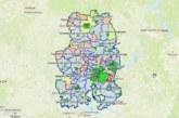 Создана карта охотничьего хозяйства Удмуртской Республики