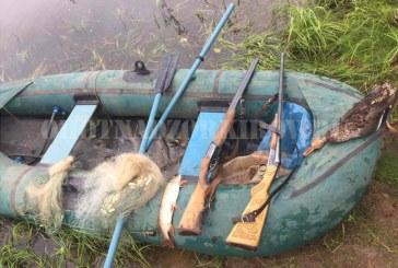 Осенний охотнадзор в Кировской области