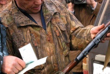 Ноябрьские рейды охотнадзора в Омской области