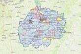 Карта охотника — Рязанская область
