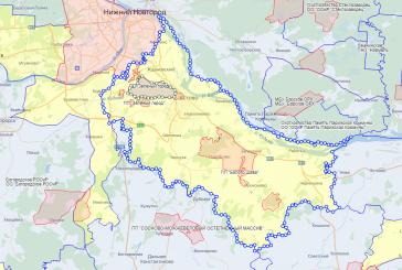 В Нижегородской области увеличились общедоступные угодья