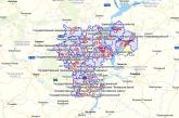 Карта охотника — Ульяновская область