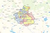 Карта охотника — Республика Алтай